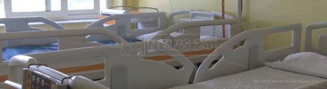 Il reparto senza pazienti