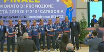 Bocce, Città di Cosenza vice campione d'Italia di Seconda Categoria