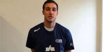Volley, Marco Rizzo nuovo libero della Tonno Callipo