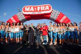 Automobilismo, il rombo della Minardi per lo start del Motorshow