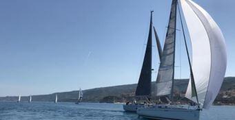 """Trofeo Marina yacht Tropea, il """"Milius Hydra"""" domina la prima regata"""
