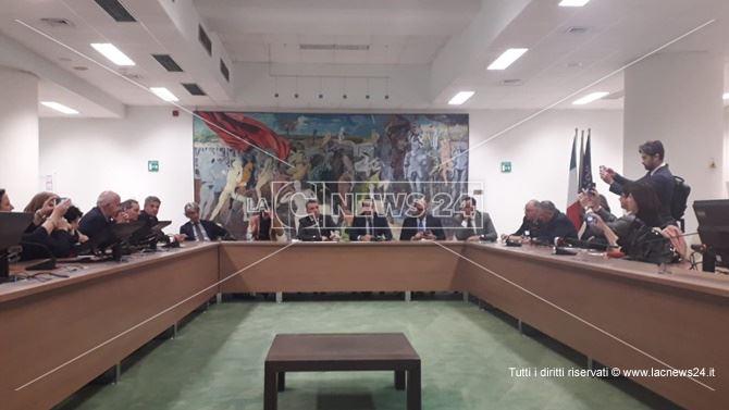 La conferenza a Reggio