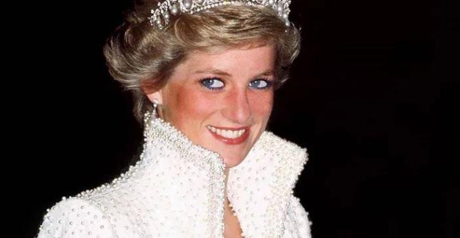 La principessa Diana
