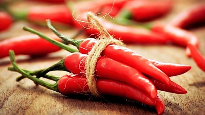 Peperoncino, foto dal web