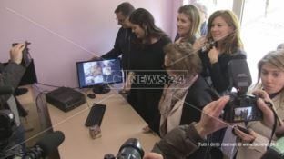 Telecamere negli asili nido comunali: a Cosenza è realtà