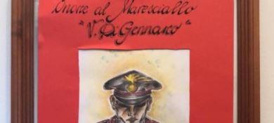 Il regalo dei bambini vibonesi ai carabinieri in ricordo del maresciallo ucciso
