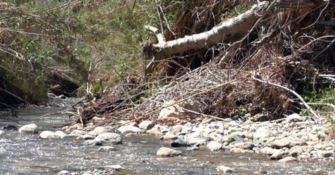 Dopo i morti per l'alluvione nessun intervento sui torrenti del Lametino