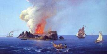 L'isola Ferdinandea