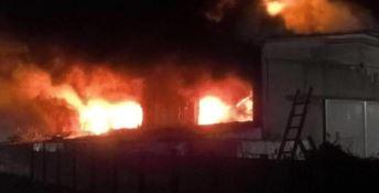 Foggia come San Ferdinando: un migrante muore tra le fiamme