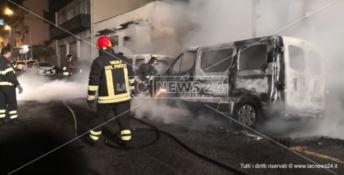 L'attentato incendiario alla Ecotouring Costa Viola