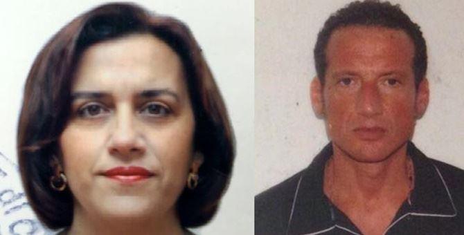 La vittima, Annalisa Giordanelli, e l'omicida, Paolo Di Profio