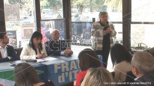 Allarme sicurezza a Catanzaro Lido, «Intervenire prima che ci scappi il morto»