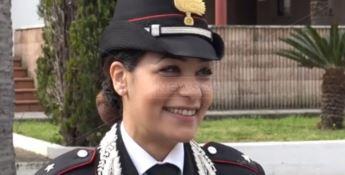 Ivana Fava, tenente dell'Arma in nome del padre