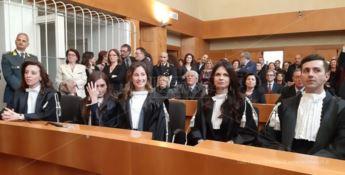 Lotta al crimine, a Lamezia si insediano cinque nuovi magistrati