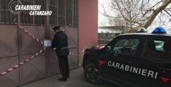 Meccanico abusivo nel Catanzarese, scatta la denuncia e una multa di 5 mila euro