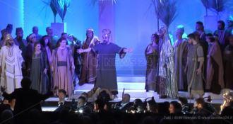 A Morano Calabro va in scena l'opera: successo per il Nabucco di Verdi