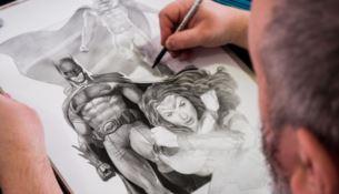 Cosenza, la scuola del fumetto non si ferma: incontri e live sul web