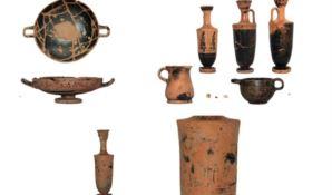 Catanzaro, rinvenuti reperti archeologici nel quartiere Santa Maria