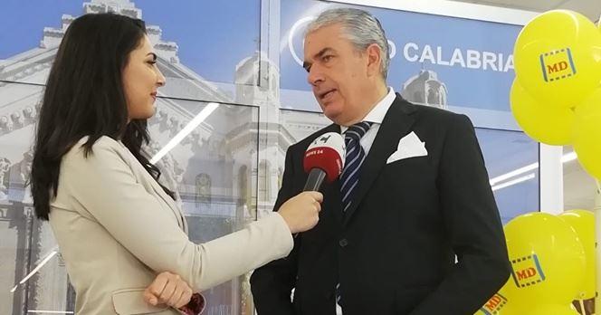 Nicola Borrelli intervistato da Erica Cunsolo