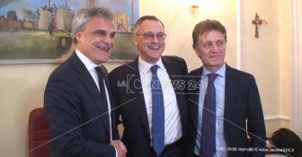 Da Catanzaro un accordo per facilitare le relazioni tra aziende e banche