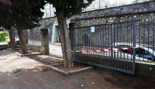 Il luogo della tragedia a Lerici