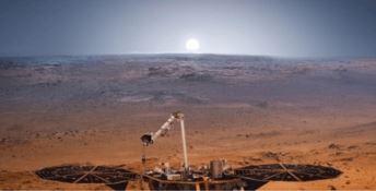 Marte, registrato il primo sisma sul pianeta rosso