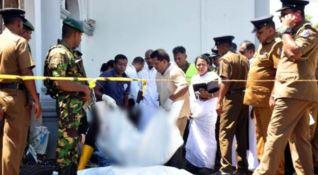 L'attacco in Sir Lanka
