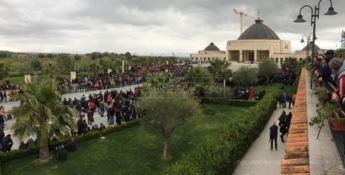 Natuzza, il figlio chiude il caso Fondazione: «Qui grazie al vescovo»