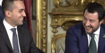 """Salvini e Di Maio, divorzio social: non sono più """"amici"""" su Instagram"""