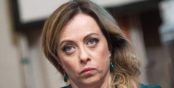Giorgia Meloni lancia Wanda Ferro alla presidenza della Regione