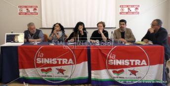 """Elezioni europee, a Lamezia """"La sinistra"""" presenta i suoi candidati"""