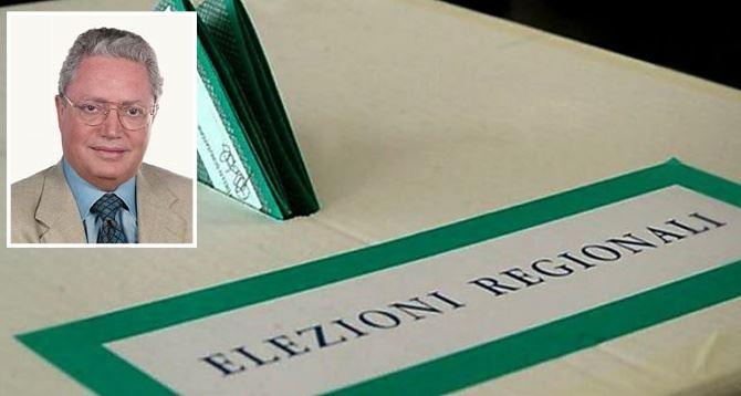 Elezioni regionali, l'ex presidente Nisticò