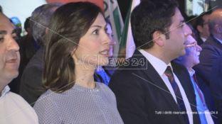 Mara Carfagna scommette su Mario Occhiuto per la presidenza della Regione?