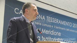 Elezioni a Rende, anche Orlandino Greco converge su Principe