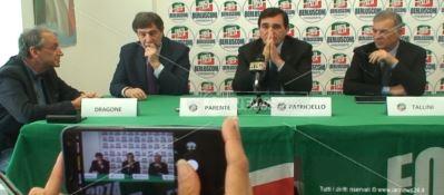 Europee, Patriciello (FI) apre la campagna elettorale a Catanzaro