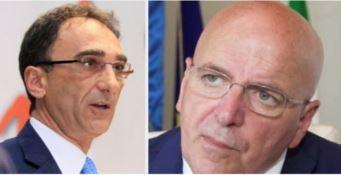 Sergio Abramo e Mario Oliverio