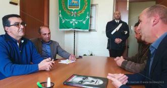 Condofuri, il sindaco del quadretto nazista manda il suo vice a scusarsi