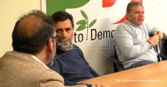 Vibo, il commissario Pd: «Il problema non è Luciano ma la coalizione con i sovranisti»