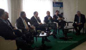 L'Udc abbraccia Mario Occhiuto. Lorenzo Cesa: «Serve un candidato centrista»
