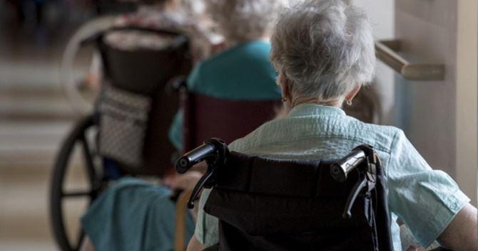 Un centro per anziani