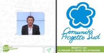 Progetto Sud, il Whatsapp del dottor Sergio Cuzzocrea