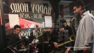 Dall'Accademia del Jazz di Siena nasce un nuovo trio di musicisti meridionali