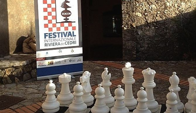 Il Festival internazionale di scacchi