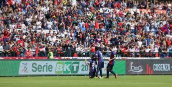 Serie B   Primo maggio da ricordare per Cosenza e Crotone