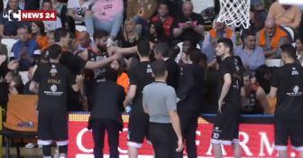 Basket, la Viola batte Pescara
