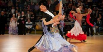 Al via i campionati regionali di danza sportiva