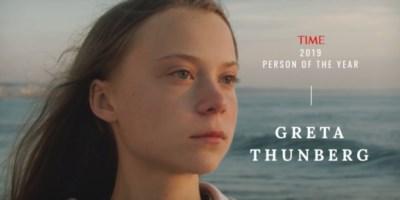 L'attivista svedese Greta Thunberg