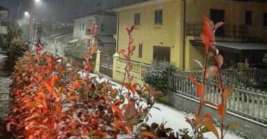 Neve a Soveria Mannelli - Foto tratta dal web