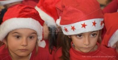 Concerto di Natale al Vespucci di Vibo Marina: note contro lo spreco alimentare
