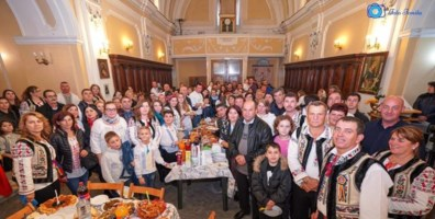 La comunità romena di Lamezia in festa per i 101 anni dell'unità nazionale